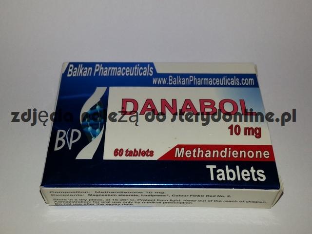 winstrol balkan tabletki dawkowanie