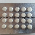 Oxandrolone tabletki front