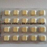 Oxymetholone anapolon przód