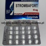 Stanozolol tabletki strombafort all