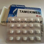 Tamoxifen tabletki tamoximed przód
