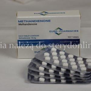 Metanabol METHANDIENONE nowa szata