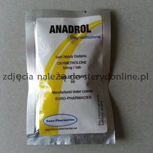 Anadrol Euro Pharmacies