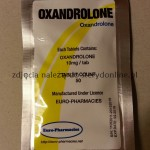 Oxanandrolone Euro tabl.