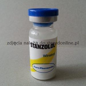 Stanazolol INJ EP