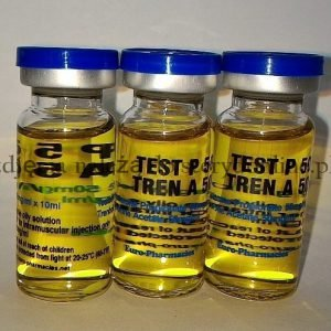 TEST P 50 +TREN A 50 MIX Testosterone Propionate 50mg/ml +Trenbolone Acetate 50mg/ml
