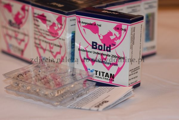 Bold (Boldenone Undecylenate 250)