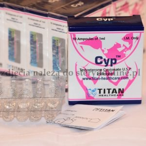 Cyp (Testosterone Cypionate