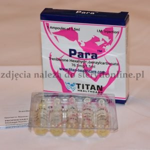 Para (Trenbolone Hexahydrobenzylcarbonate 76,5mg)