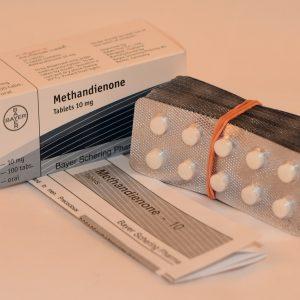 Metanabol Methandienone Bayer