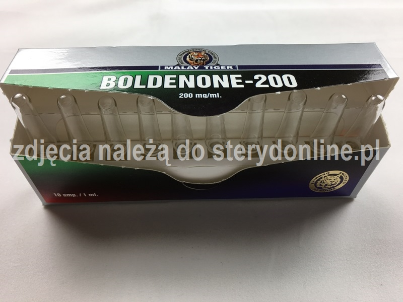 boldenone 200 opis