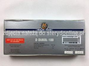 tył opakowania D-DUBOL-100