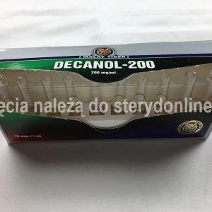 Dekanol-200 (dekanian Nandrolonu) Malay
