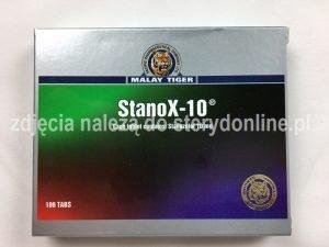 Stanox-10 opakowanie przód