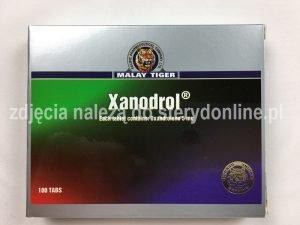 opakowanie przód Xanodrol Malay