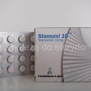 opakowanie Stanazolol 10
