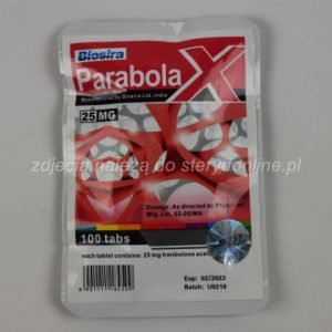 ParabolaX 25mg