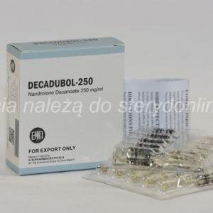 BM Decadubol 250 mg