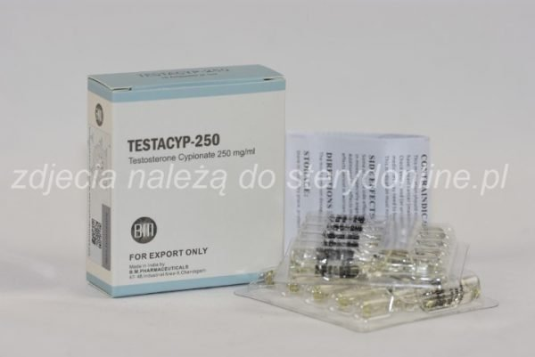 BM Testacyp 250mg