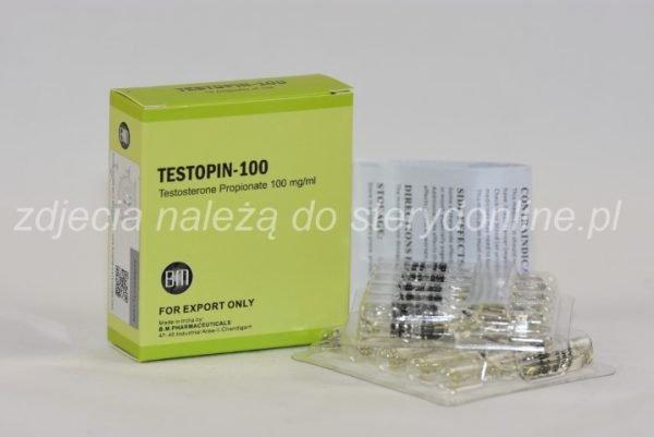 BM Testopin 100mg