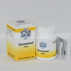 IONS Pharmacy Stanozozol 10 mg
