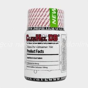 Clenbuterol DB PHARMA HCL 40mg