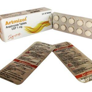 Artmizol Anastrozole 1 mg
