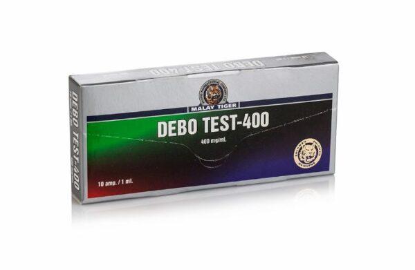 DEBO-TEST 400 Malay